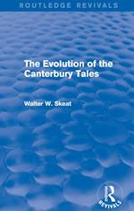 Evolution of the Canterbury Tales af Walter W. Skeat