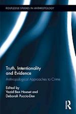 Truth, Intentionality and Evidence