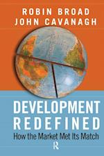 Development Redefined af Robin Broad