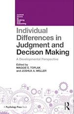 Individual Differences in Judgement and Decision-Making (Current Issues in Thinking and Reasoning)
