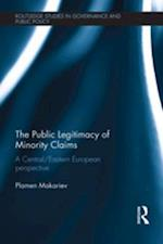 Public Legitimacy of Minority Claims af Plamen Makariev