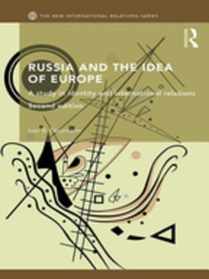 Russia and the Idea of Europe af Iver B. Neumann
