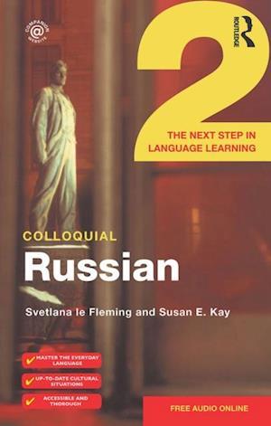 Colloquial Russian 2 af Susan Kay