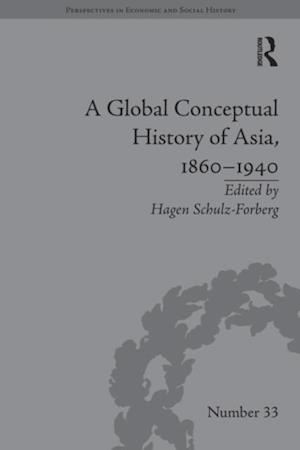 Global Conceptual History of Asia, 1860-1940