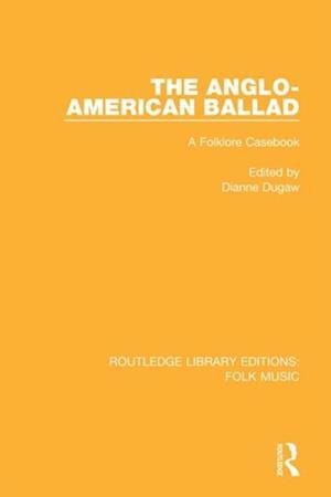 Anglo-American Ballad