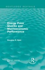 Energy Price Shocks and Macroeconomic Performance