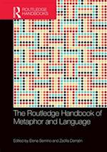 Routledge Handbook of Metaphor and Language (Routledge Handbooks in Linguistics)