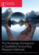 Routledge Companion to Qualitative Accounting Research Methods (Routledge Companions in Business, Management and Accounting)