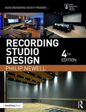 Recording Studio Design af Philip Newell