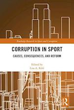Corruption in Sport (Routledge Research in Sport and Corruption)