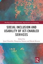 Innovative ICT-enabled Services and Social Inclusion (Routledge Studies in Technology, Work and Organizations)