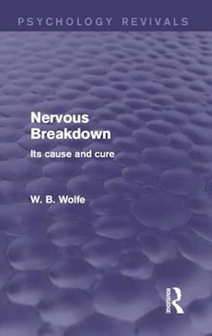 Nervous Breakdown (Psychology Revivals)