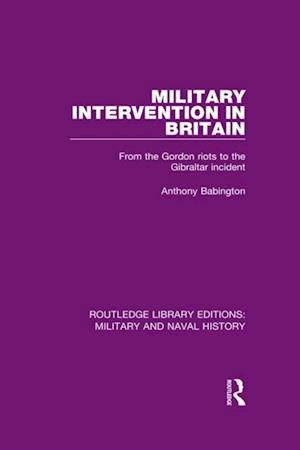 Military Intervention in Britain