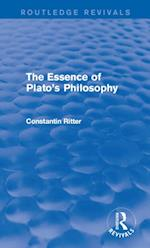 Essence of Plato's Philosophy af Constantin Ritter