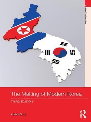 Making of Modern Korea af Adrian Buzo