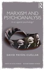 Marxism and Psychoanalysis af David Pavon-Cuellar