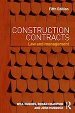 Construction Contracts af John Murdoch