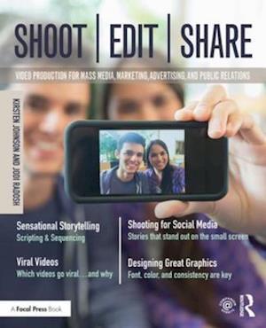 Shoot, Edit, Share