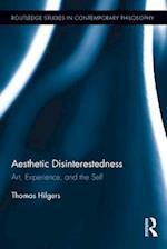 Aesthetic Disinterestedness af Thomas Hilgers