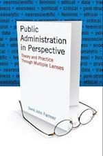 Public Administration in Perspective af David John Farmer