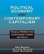 Political Economy and Contemporary Capitalism af Heather Boushey