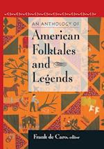 Anthology of American Folktales and Legends af Frank de Caro