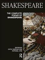 Complete Poems of Shakespeare (Longman Annotated English Poets)