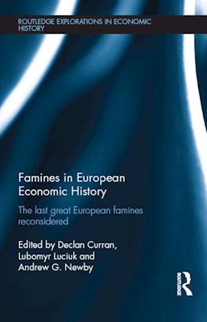 Famines in European Economic History