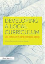 Developing a Local Curriculum af William Evans