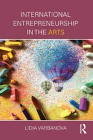 International Entrepreneurship in the Arts af Lidia Varbanova