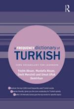 Frequency Dictionary of Turkish (Routledge Frequency Dictionaries)