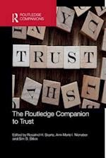 Routledge Companion to Trust (Routledge Companions in Business, Management and Accounting)