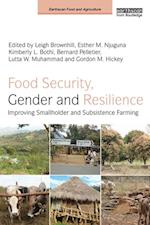 Food Security, Gender and Resilience (Earthscan Food and Agriculture)