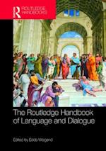 Routledge Handbook of Language and Dialogue (Routledge Handbooks in Linguistics)