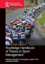 Routledge Handbook of Theory in Sport Management (Routledge International Handbooks)