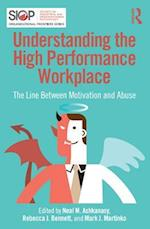Understanding the High Performance Workplace (Siop Organizational Frontiers Series)