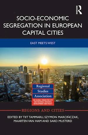 Socio-Economic Segregation in European Capital Cities