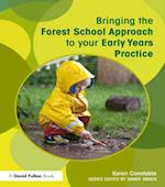 Bringing the Forest School Approach to your Early Years Practice