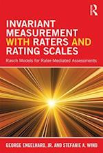 Invariant Measurement with Raters and Rating Scales