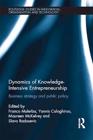 Dynamics of Knowledge Intensive Entrepreneurship