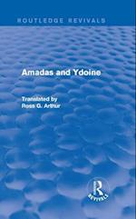 Amadas and Ydoine (Routledge Revivals)