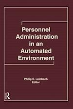 Personnel Administration in an Automated Environment