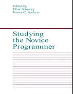 Studying the Novice Programmer (Interacting with Computers Series)