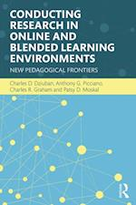Conducting Research in Online and Blended Learning Environments