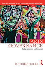 Arts Governance (Routledge Research in Creative and Cultural Industries Management)