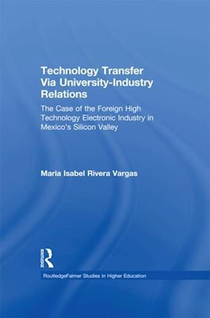 Technology Transfer Via University-Industry Relations