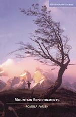 Mountain Environments (Ecogeography Series)
