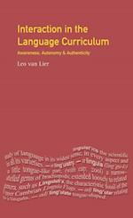 Interaction in the Language Curriculum (Applied Linguistics And Language Study)
