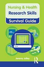 Research Skills (Nursing and Health Survival Guides)