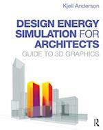 Design Energy Simulation for Architects